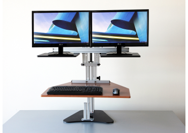 Dual Kangaroo with monitors standing 370x263