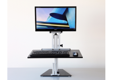 Kangaroo Pro Junior standing with monitor 370x263