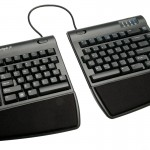 Kinesis Palm Support with keyboard