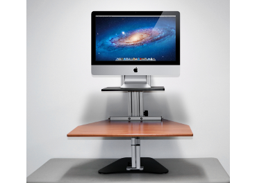 My Mac standing with monitor front 370x263