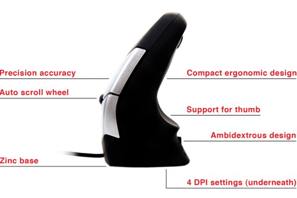DXT Wired Mouse_ with features